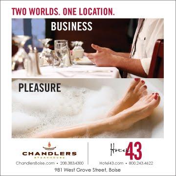 09-0813 Business. Pleasure