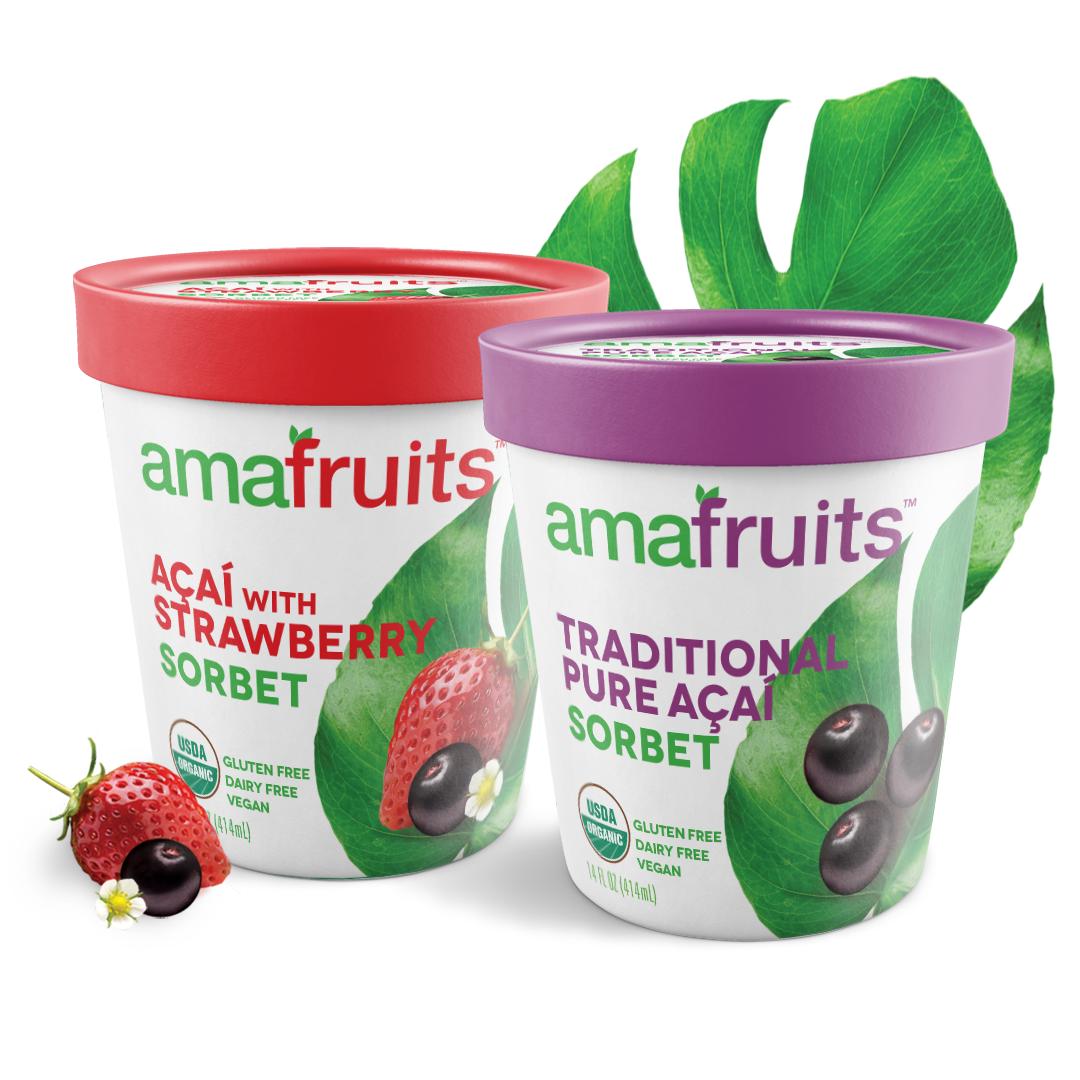 Amafruits Sorbet