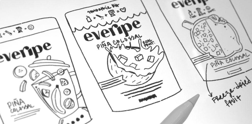 Everipe Sketch
