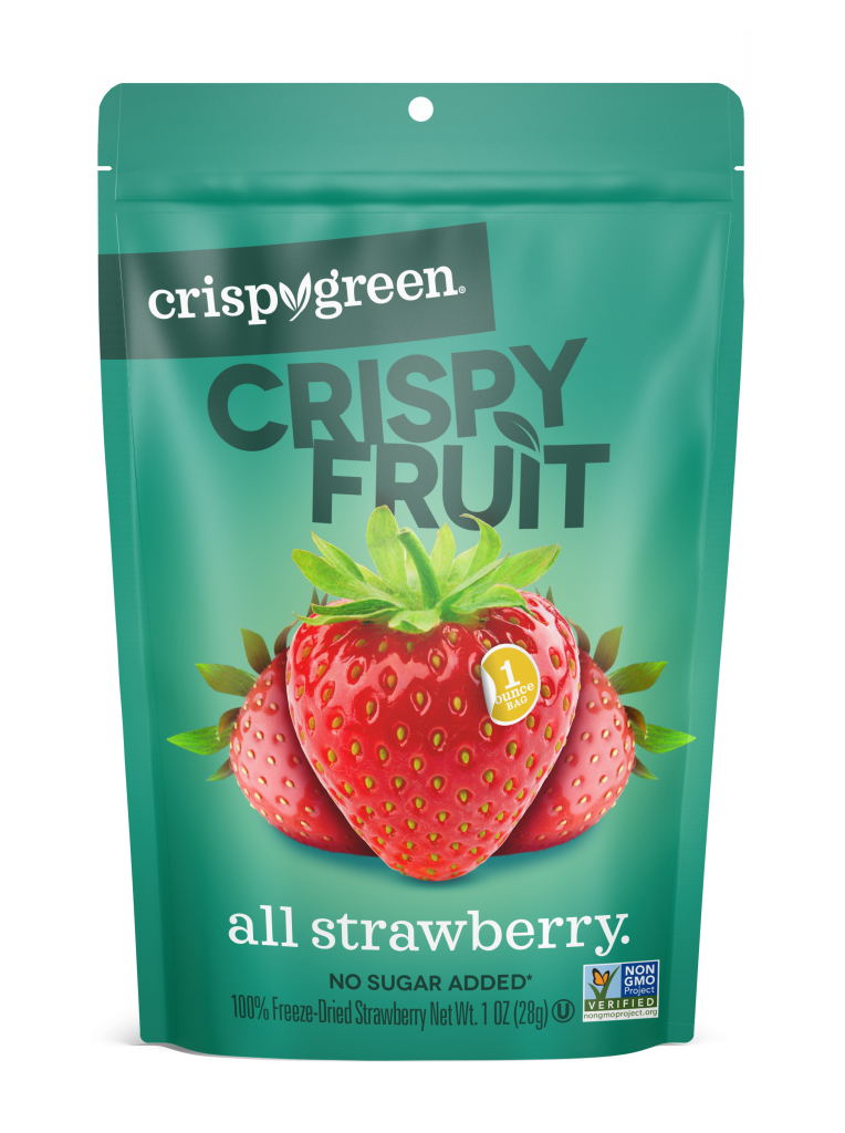 Crispy Green All Strawberry