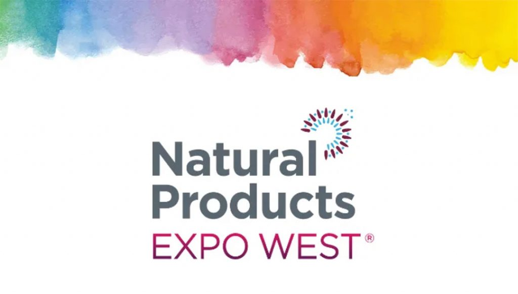 Expo West is March 4-7, 2020 in Anaheim, California