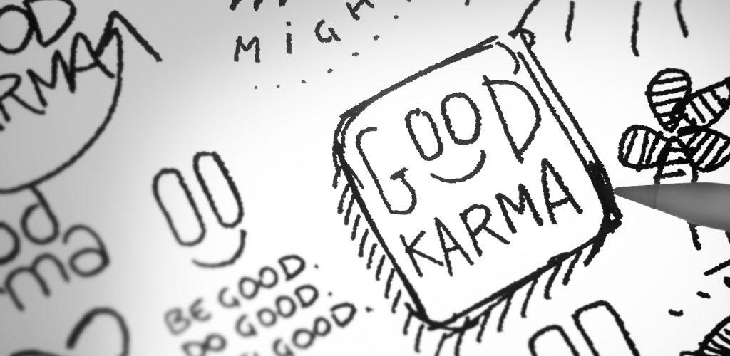 Good Karma Sketches